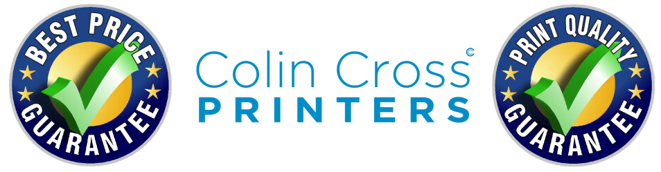 Colin Cross Printers, Print Quality Guarantee